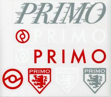 Stickersheet Primo 2-Pack