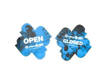 Sign United Open/Closed