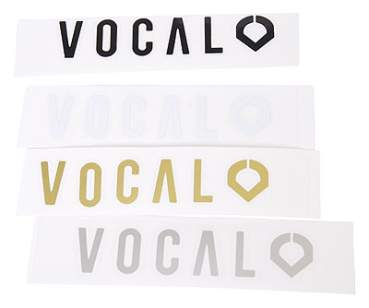 Sticker Vocal Die Cut