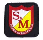 Patch S&M Square Shield